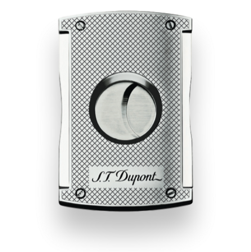 S.T. Dupont Cigar Cutters - Chrome Series