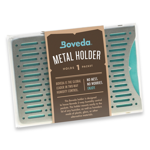 Boveda 1 Pack Metal Holder (BVMH1)