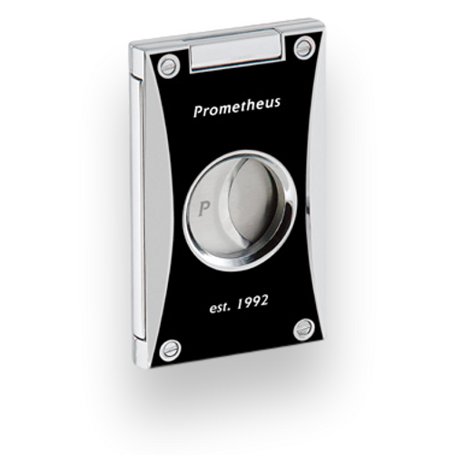 Prometheus Stainless Steel Cigar Cutter-H