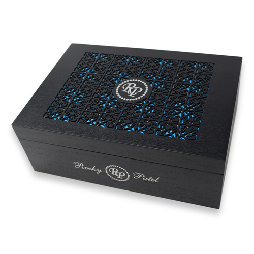 Rocky Patel Burn 100-Count Humidor Collection