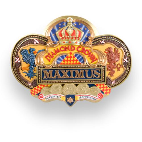 Diamond Crown Maximus Brand Plaque (POS9315)