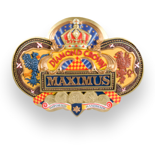 Diamond Crown Maximus Brand Plaque (POS9315)