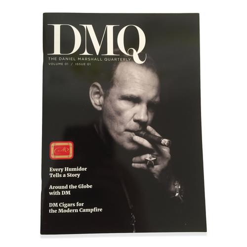 Daniel Marshall Quarterly Magazine