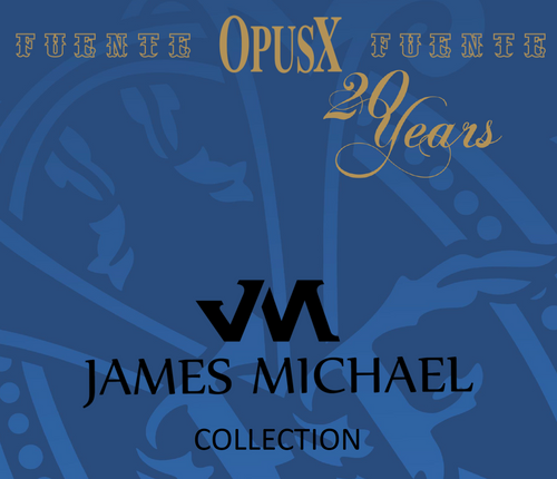 James Michael Fuente Fuente Opus X Porcelain Ashtray Logo 1