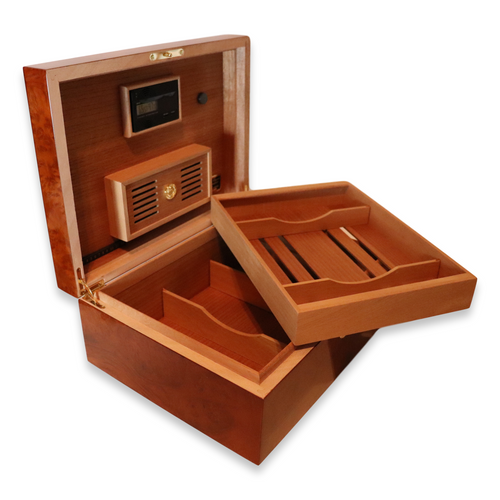 Daniel Marshall 20165 Limited Edition 125-Cigar Humidor tray