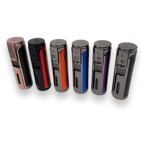 Rocky Patel Envoy Torch Flame Five Jet Cigar Lighters Six Colors