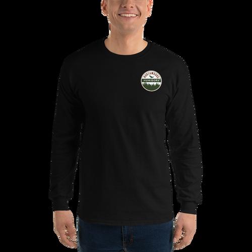 Northwoods Humidors Logo Long Sleeve T-Shirt