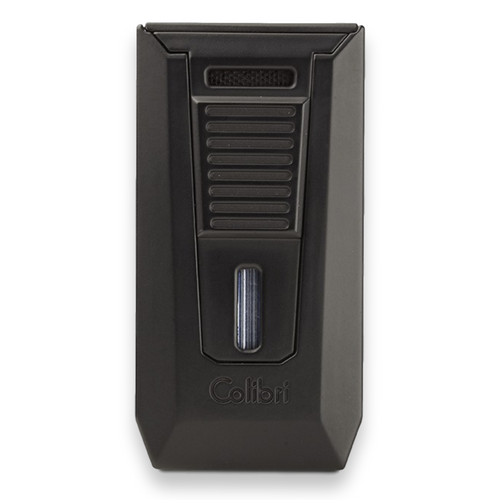 Colibri Slide Torch Flame Double Jet Cigar Lighter Exterior Front