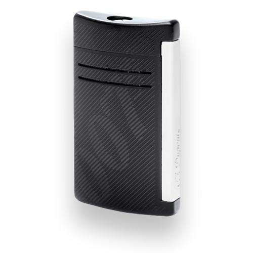 S.T. Dupont Maxijet Torch Flame Single Jet Cigar Lighter - James Bond 007 Limited Edition - Black (ST-LIT-MAXI-BOND-BK) - Exterior