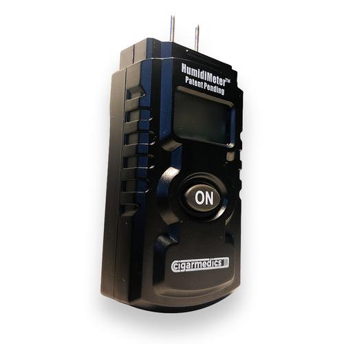 Cigar HumidiMeter - Exterior 1 - Side 1