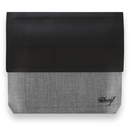 Davidoff-8-Cigar-Travel-Humidor-Business--Wool--Exterior-Front
