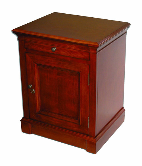 Lauderdale End Table Humidor - 500 Cigars - Exterior