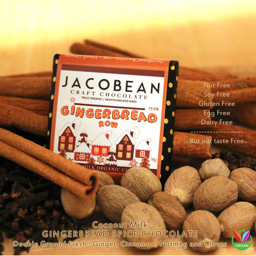 Gingerbread Row : Spice Bar