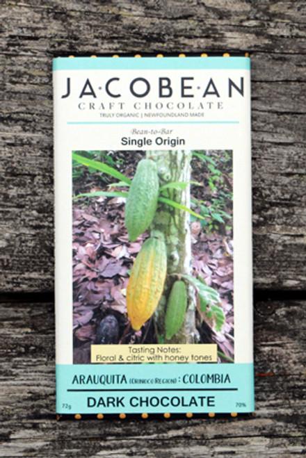 ORIGIN CACAO : Colombia - ARAUQUITA