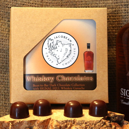 Signal Hill Whisky Chocolates