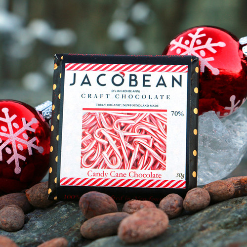 Candy Cane Inclusion Bar