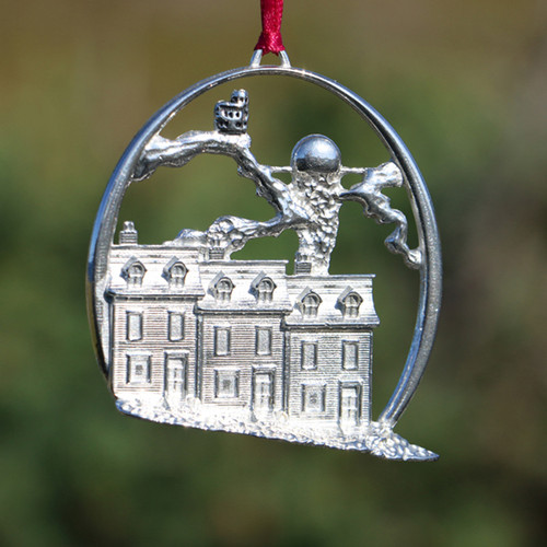Jelly Bean Row Ornament