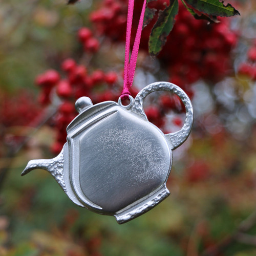 Nan's Tea Pot Ornament