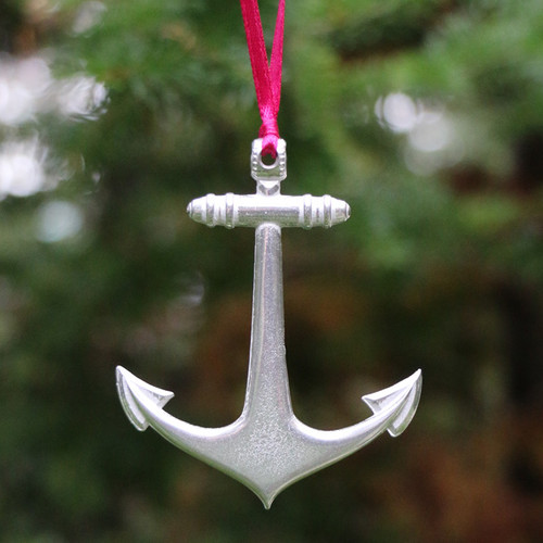 Skipper's Anchor Ornament