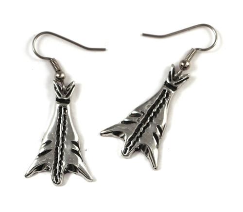 Salted Cod : Earrings