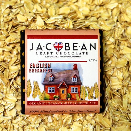 ENGLISH BREAKFAST : Oatmeal