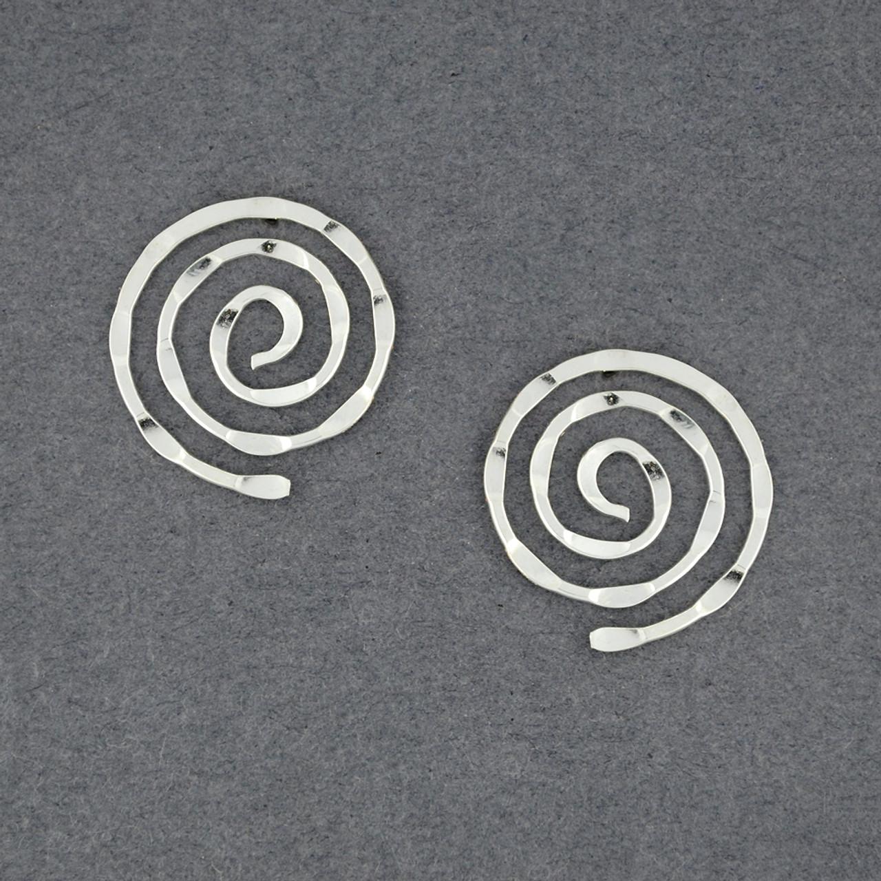 Hammered Spiral