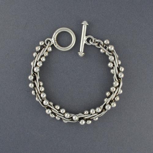 Sterling Silver Spratling Bracelet
