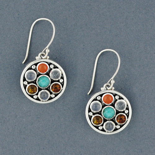 Guinevere Multi Earrings