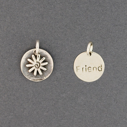 Sterling Silver Asterisk Pendant