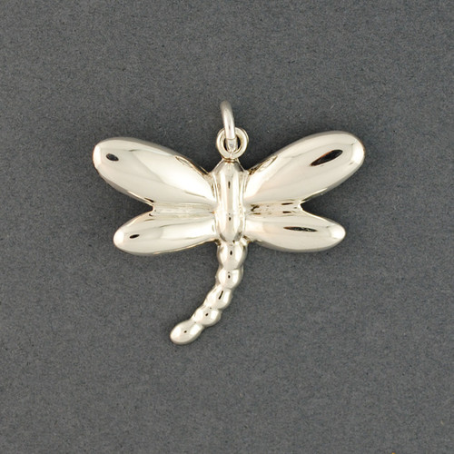 Sterling Silver Draonfly Pendant