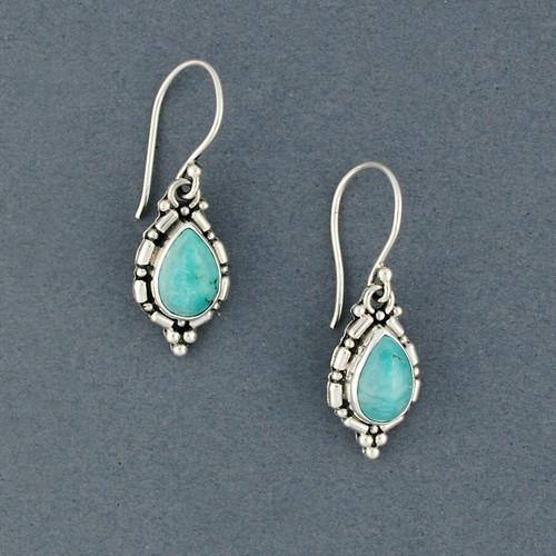 Olivia Turquoise Earrings