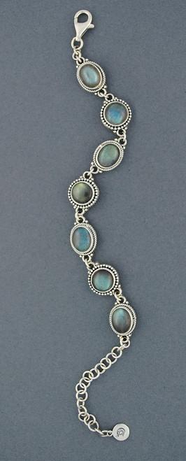 Juliet Labradorite Bracelet