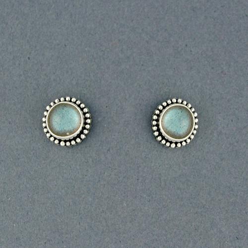 Jupiter Labradorite  Earrings