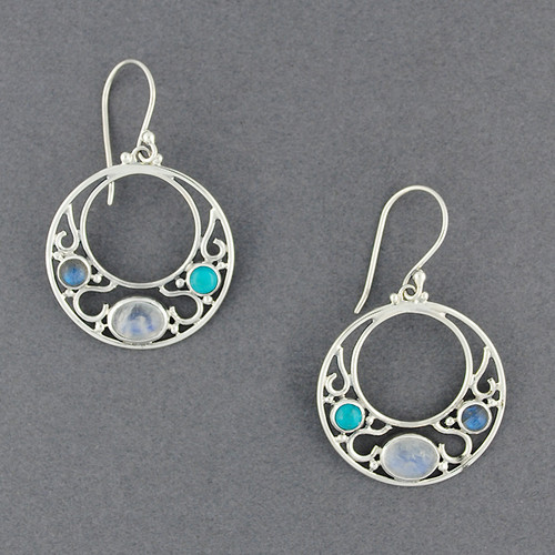 Mucha Earrings