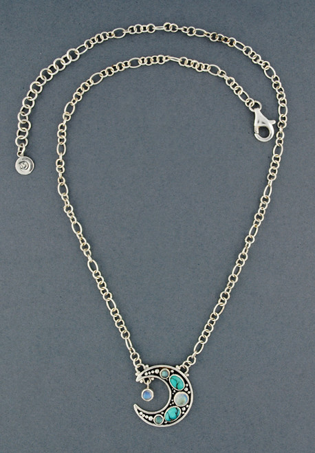 Chandra Necklace