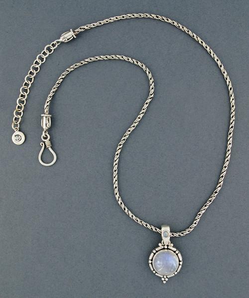 Epiphany Moonstone Necklace