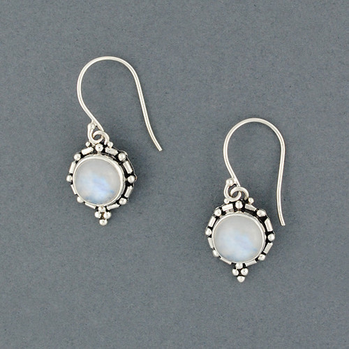 Epiphany Moonstone Earrings