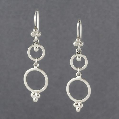Aros Granulation Earrings