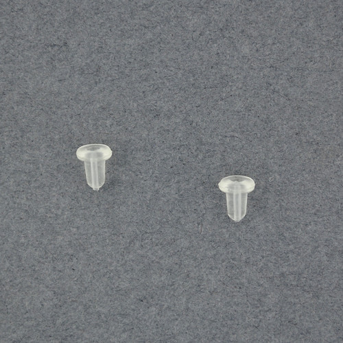 Rubber Earring Stoppers