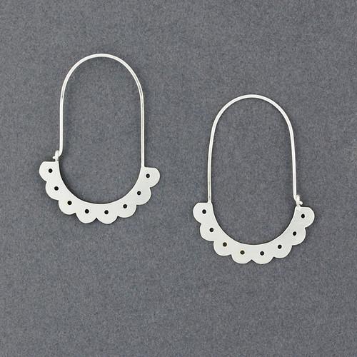 Cinta Hoop Earring