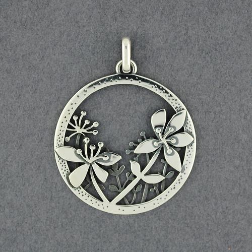 Wildflowers Pendant