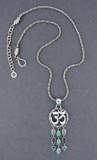Om Shanti Necklace