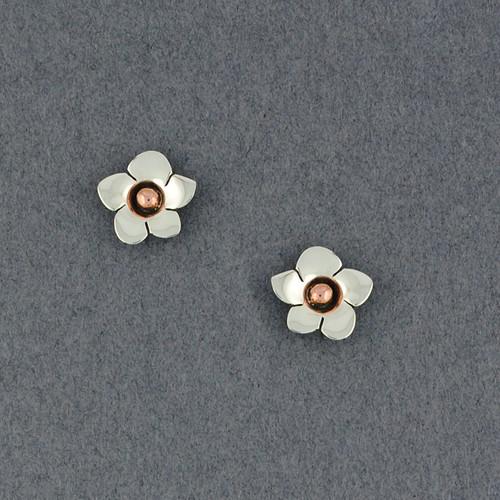 Cherry Blossom Post Earrings