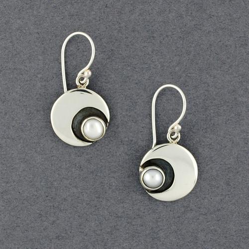Angola Pearl Earrings