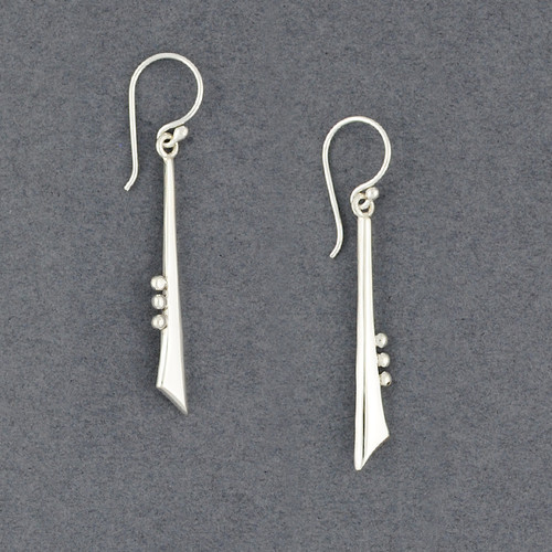 Flute Earrings