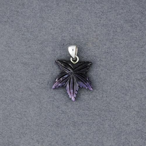 Wampum Starfish Pendant