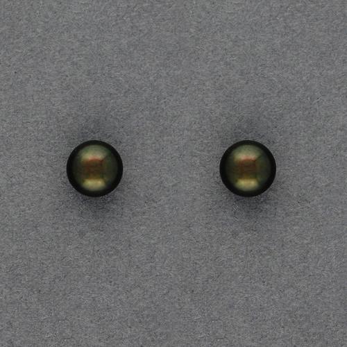 Fresh Water Pearl 6mm Stud