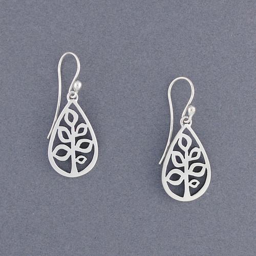 Drop Vine Earrings