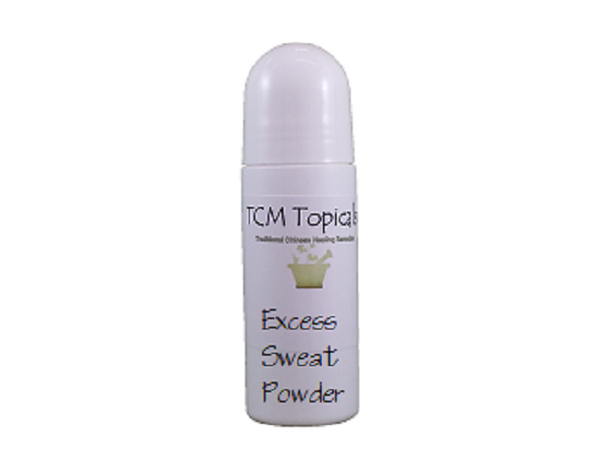 Natural herbal remedy for excessive sweat.