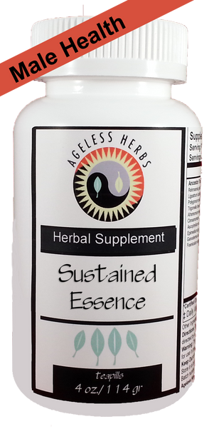 Sustained Essence Formula - Male Libido Health Herbal Support